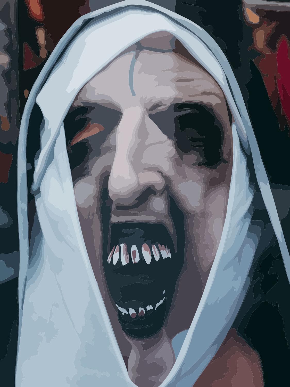 nighmare fears screaming woman image