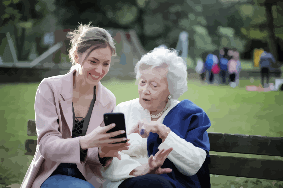 wisdom vs age image